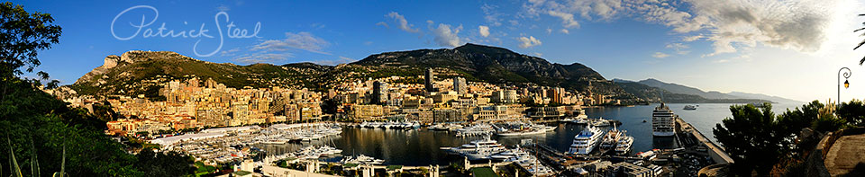 Monte Carlo | Monaco | Photography by Patrick Steel