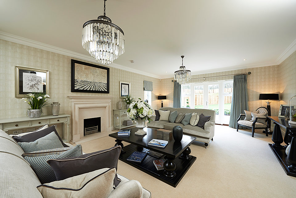 Swallowhurst Cranleigh Linden Homes Photography By